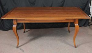 Oak Draw Leaf Kitchen Dining Table Farmhouse
